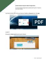 Muatnaik Lembaran Kerja Dalam Google Drive