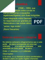 002_Geometria Aplicada- Analítica-pontos e Distância