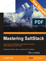 Mastering SaltStack - Sample Chapter