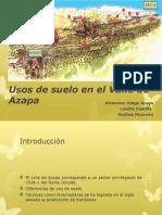 Usos de Suelo en El Valle de Azapa Ppt