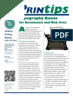 Printips - Typography Basics (1)