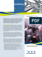 Pedestrian Modelling and Designs