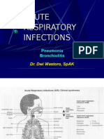 Acute Respiratory Infection.PPT