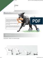 Dog Wheelchair by Anna-Karin Bergkvist at Coroflot