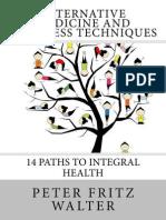 Alternative Medicine and Wellness Techniques