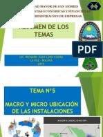 EXPOSICIÓN DE ADMINISTRACIÓN FINAL
