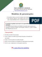 ModelosGeraisProcuraçõesPúblicas