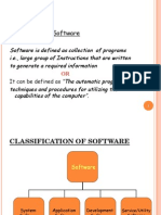 software types