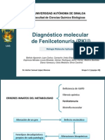 PKU - Fenilcetonuria