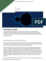 Intuições fractais