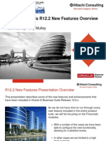 New Features of r12.2 PDF