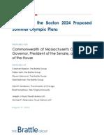 The Brattle Report on Boston 2024