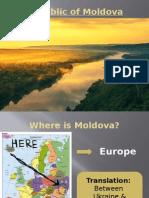 Moldova presentation