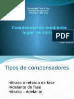 Tipos de compensacion