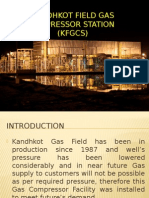 Kandhkot Field Gas Compressor Station Introduction.