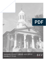 BKV_Draft Fauquier Library Feasibility Report