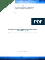 Guía de Usuarios Externos Acdo. 52-2105