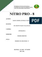 Nitro Pro-8 Mario Astudillo