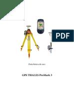 Guía de uso GPS