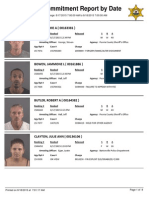 Peoria County booking sheet 08/18/15