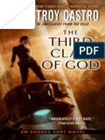 The Third Claw of God - Adam-troy Castro.epub