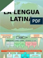 Evolucion Del Latin