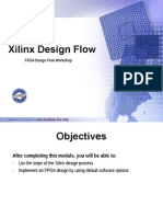 04a Xilinx Design Flow