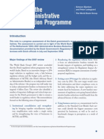 Ifc-review of the Dutch Admin Simplification Programme