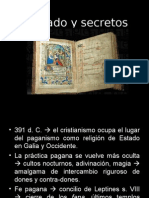 Sagrado y Secretos