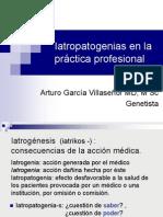 Iatropatogenias. Ética en La Práctica