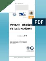 Instituto Tecnológico de Tuxtla Gutierrez