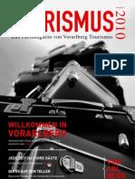 Das Fachmagazin Von Vorarlberg Tourismus