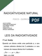 Radioatividade Natural (1)