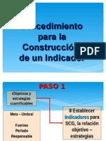 Clase 3 Construccion Indicadores de Gestion SERVIU 2015
