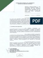 DAC 39 de 2011 CGR Estados Financieros