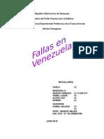 fallas en venezuela