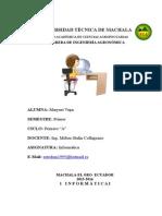 INTERNET I- PREGUNTAS