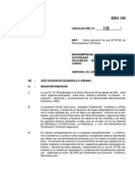 Aplicación de Ley Nº19.749 de Microempresas Familiares