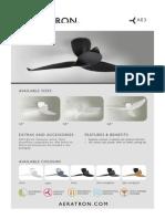 Aeratron Product Catalogue AE3-1