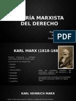 Teoría Marxista Del Derecho