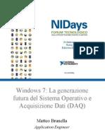 Uno sguardo dentro Windows 7, il nuovo sistema operativo Microsoft