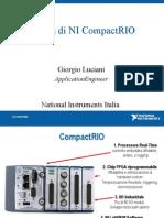 Maggiori prestazioni con la piattaforma NI CompactRIO