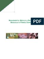 Manual Biogaz
