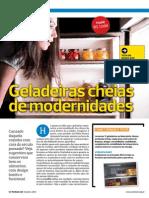 Revista Proteste - Teste Das Geladeiras (10-2012)