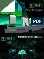 Noah15ber Review