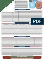BastionKains Printer Friendly Group Sheet