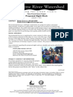 2015 Sewer Repair Noise Flyer