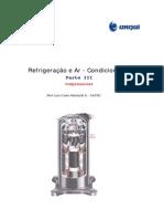 Refrigeração e Ar Condicionado Parte 03 - Compressores