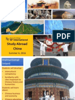 2016 China Online Presentation