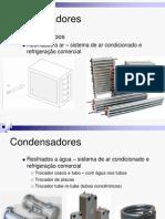 Condensadores e Valvulas